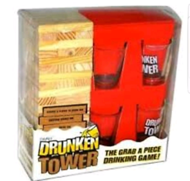 Jenger Tower game