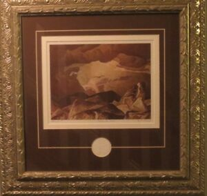 A.J. Casson Crescendo signed numbered print