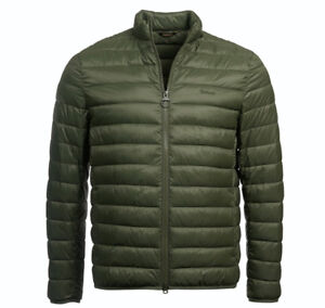 BRAND NEW BARBOUR PENTON QUILTED OLIVE DOWN JACKET (XXL)