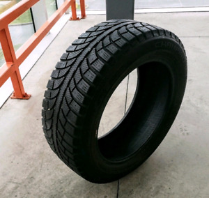 Single 205/55/16 all season and winter tires
