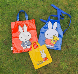 Miffy vintage bags and apron