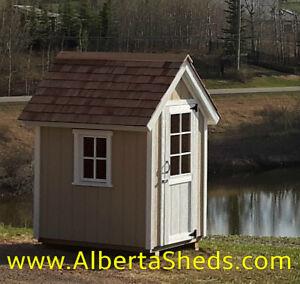 AlbertaSheds - Storage Sheds