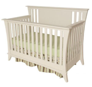 Kidz Decoeur (College Woodwork) Convertible Crib