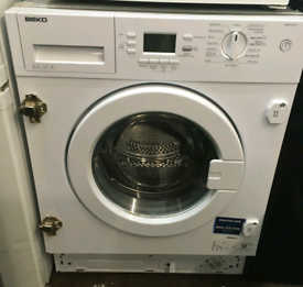 Integrated washer, Beko