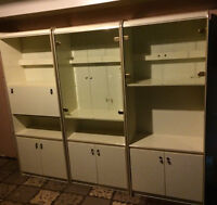 Display cabinets -NEED GONE ASAP