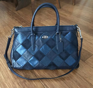 Authentic $650 COACH leather Tote