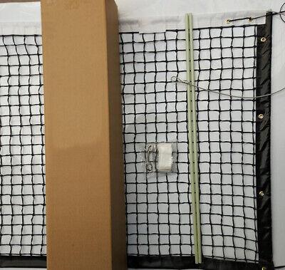 INTBUYING 42ft Tennis Net for Tennis Training&Tennis Match 0.13