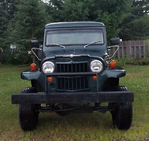 Jeep Willis Overland 1964 - Pick-up