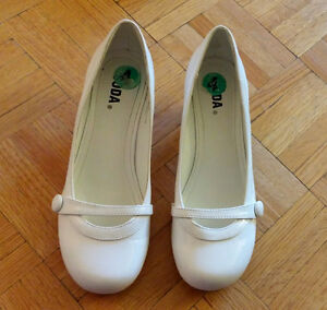 white shoes great condition
