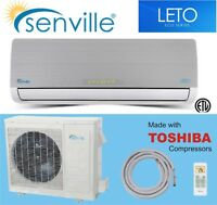 Air climatise mural 9000 BTU thermo pompe inverter!