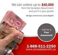 DISABILITY BENEFITS FOR ALBERTA RESIDENTS UP TO $40000