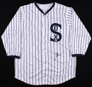 Chicago White Sox Vintage Jersey - SIGNED *New Price