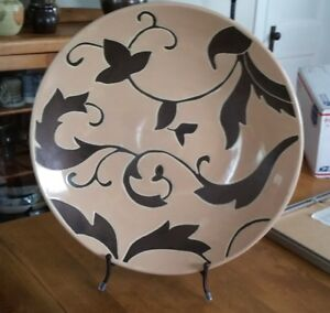 Large Pottery Bowl