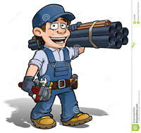 Experienced plumber gasfitter