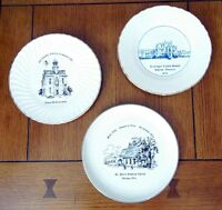 Canadian Heritage Plates
