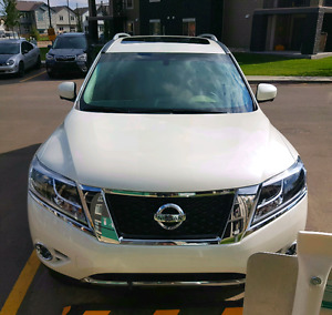 New pathfinder 2016 (august) SL premium tech package pearl white