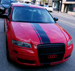 06 AUDI A3 S-LINE 2.0 TURBO FOR SALE