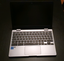 "Asus Chromebook C223N 11.6"" Google Laptop Pc Notebook Computer"