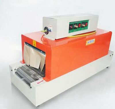 Thermal Heat Shrink Packaging Machine Tunnels For Pppof Pvc A