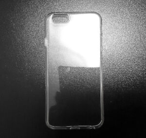 Brand New Transparent Soft Shell iPhone 6/6S Case