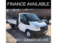 Ford Transit 2.2TDCi ( 100PS ) ( EU5 ) ( RWD ) 350M 1 WAY TIPPER NO VAT