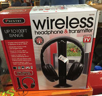 Wireless Headphone and Transmitter