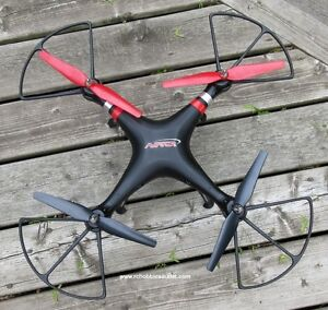 RC Quadcopter / Drone  2.4G with 5.8G FPV and Camera, RTR Sarnia Sarnia Area image 3