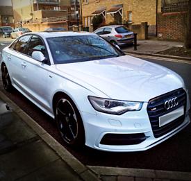 image for 2013 Audi A6 Black Edition S Line