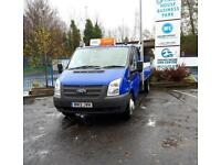 Ford Transit 2.2TDCi T350EF 14ft Dropside One Owner Full History Video Avilable