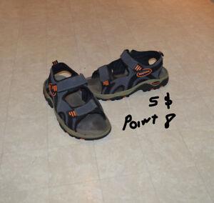 Sandales pour homme, pointure 8