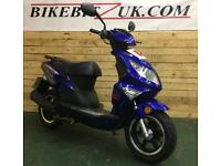 Baotian BT 125 T-12 EVOLUTION 125CC SCOOTER LEARNER LEGAL 2016 ***BIKEBITZUK***