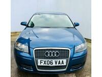 Audi A3 1.6 Special Edition Sportback 2006MY