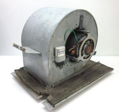 Emerson 12hp Squirrel Cage Centrifugal Fan Blower Direct-drive 1-ph 460v 3-spd