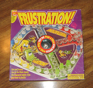 Frustration Game / Paper Linx Creative Building Set