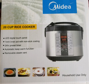 20 Cup  Midea Rice Cooker