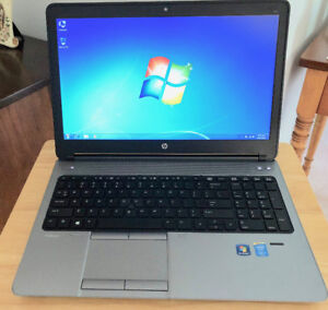 HP 15 inch Pro Book 650 G1 Laptop