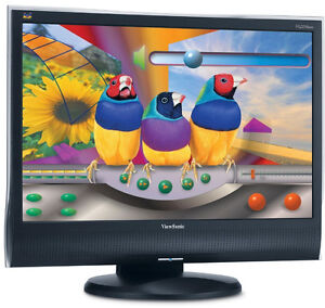 "ViewSonic VG2230wm 22"" Widescreen LCD Monitor for sale"