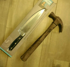 "Jamie Oliver Chef Knife 8"" NEW in Package"