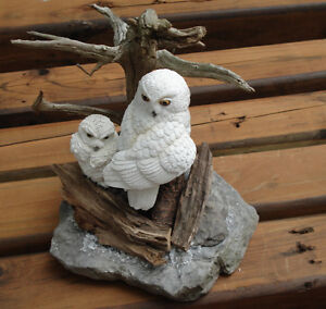 Hand Crafted Snowy Owls Belleville Belleville Area image 7
