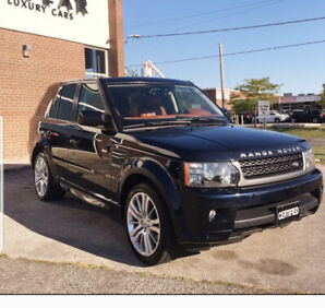 2010 Land Rover Range Rover Sport LUX Supercharged