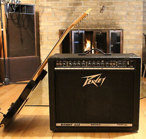 """Amplificateur Peavy Transtube Amplifier """" Made in USA"""""""