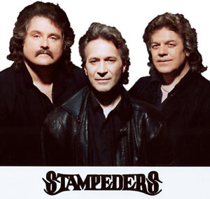 The Stampeders | Vic Juba Community Theatre | June 17th