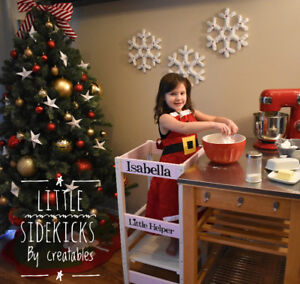 Little Sidekicks a Learning Tower by Creatables