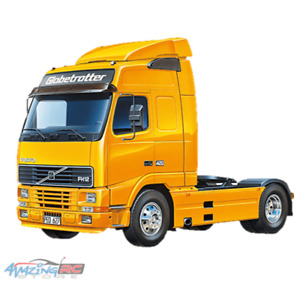 Tamiya 1/14 Scale Tractor Trailers Starting at $374.00