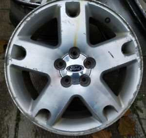 "Ford 18"" alloy rims, Freestyle (05-07) or Five Hundred (04-07)"