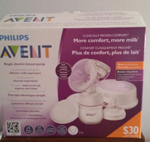 Breast Pump Like New Philips Avent