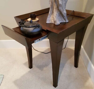 End tables and coffee table for sale