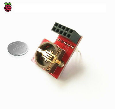 Ds1307 Rtc Module Real Time Clock With Bat For Raspberry Pi 32 Model Bba Fa