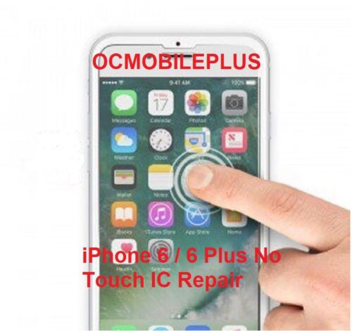 IPhone 6 Plus/iPhone 6 Touch IC Disease Grey Bar Repair Service