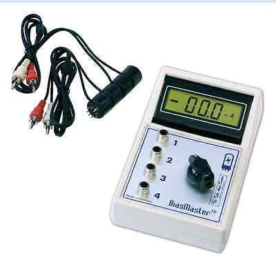 Bias Master System Bm4-el84 - Tad With 4 Noval Sockets - Bias Measuring Meter